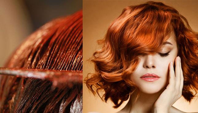 رنگ موی بدون آمونیاک , رنگ و مش فاقد آمونیاک