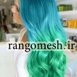 پاک کردن رنگ و مش - ریموور رنگ مو