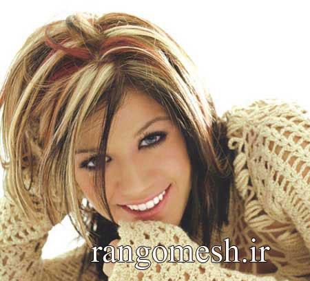 آموزش رنگ مو   معرفی آرایشگاه های تخصصی رنگ مو