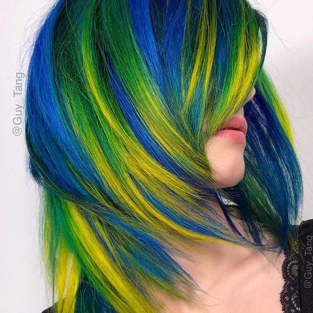 سالن رنگ مو ، آموزش انواع رنگ مو ، مدرک رنگ مو ، ترکیبات رنگ مو ، شناخت رنگ مو