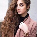 رنگ موی قهوه ای روشن طبیعی